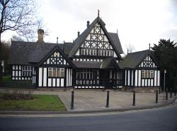 The Court House, Worsley