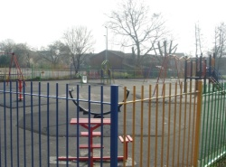 Whittle Street Play Area
