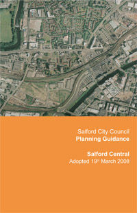 Salford Central planning guidance