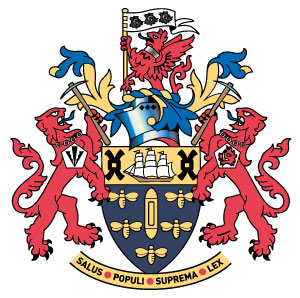 Armorial bearings ('the arms') of Salford City Council