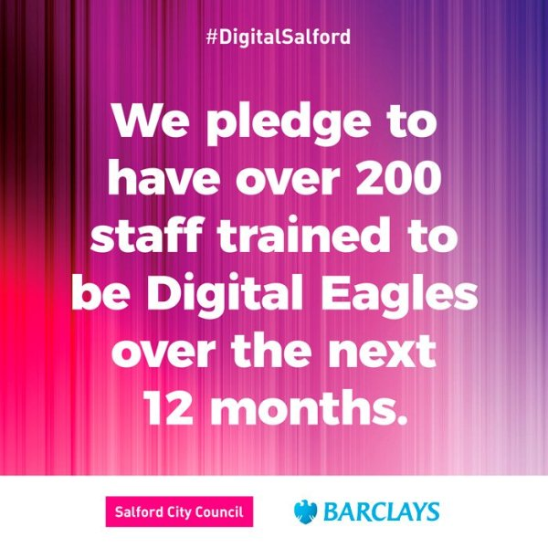 Pledge from Barclays
