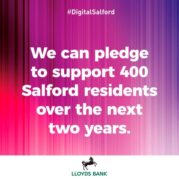 Pledge from Lloyds Bank