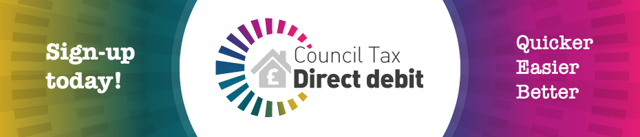 Direct Debit - sign up today