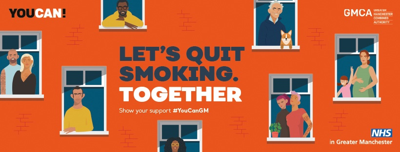 Let's quit smoking. Together.