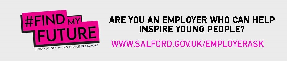 Find My Future - Are you an employer who can help inspire young people?